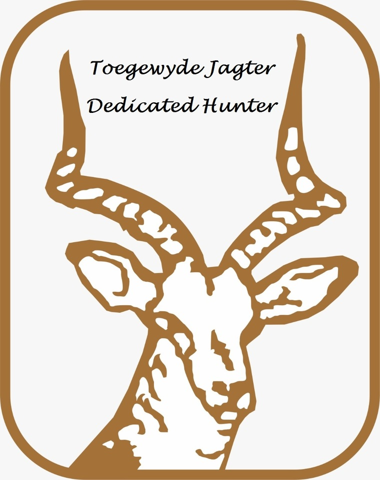 Toegewyde Jagters Status - Toegewyde Sportskiet status / Dedicated Hunter Status and Dedicated Sport Shoot Status